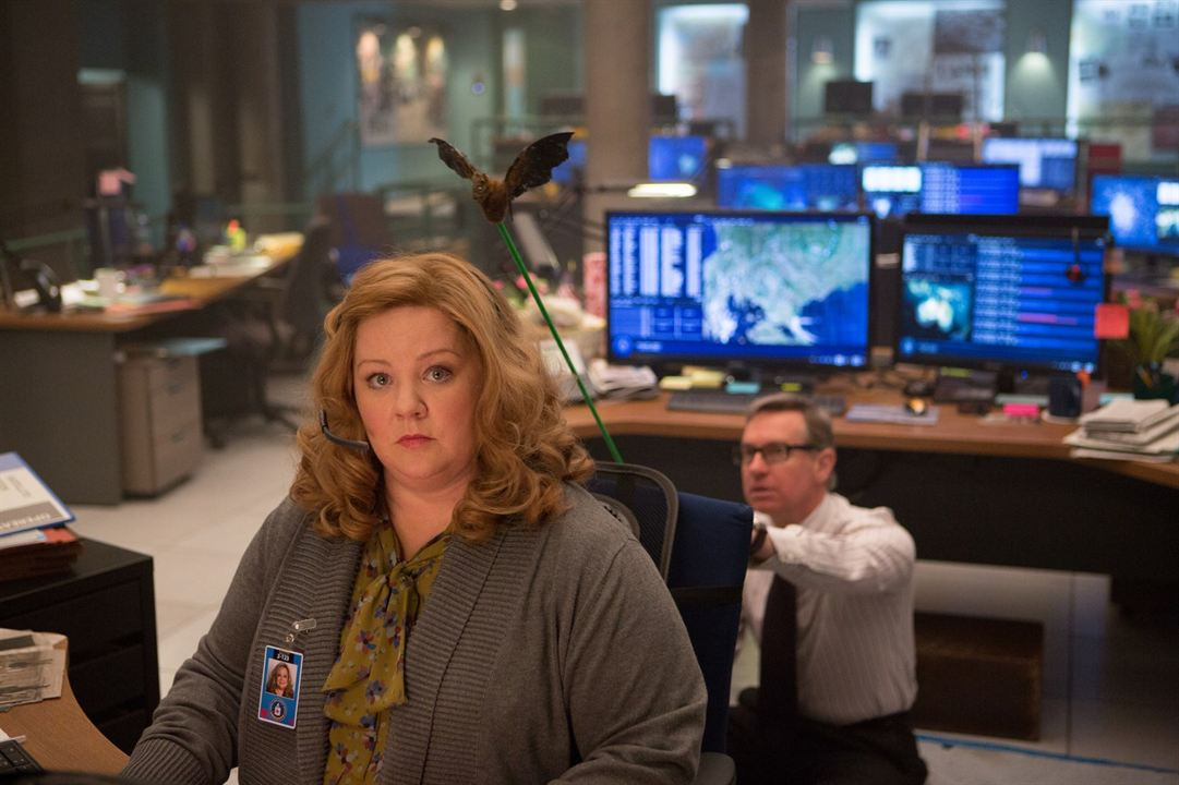 Spy : Photo Melissa McCarthy, Paul Feig