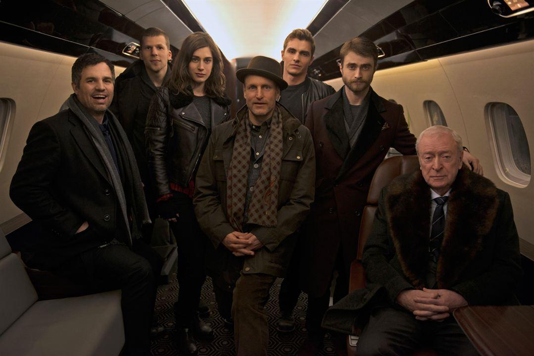Insaisissables 2 : Photo Daniel Radcliffe, Dave Franco, Jesse Eisenberg, Lizzy Caplan, Mark Ruffalo