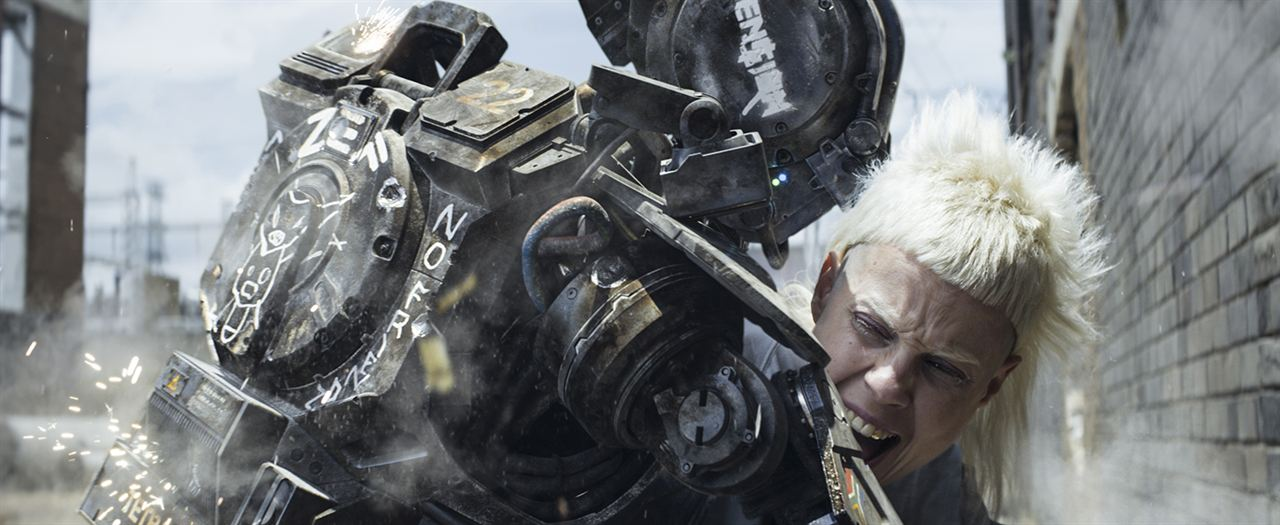 Chappie : Photo Yolandi Visser
