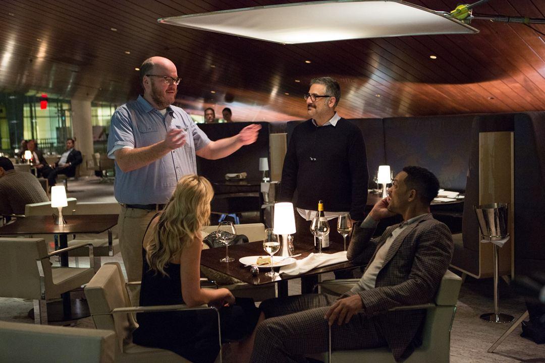 Diversion : Photo Glenn Ficarra, John Requa, Margot Robbie, Will Smith