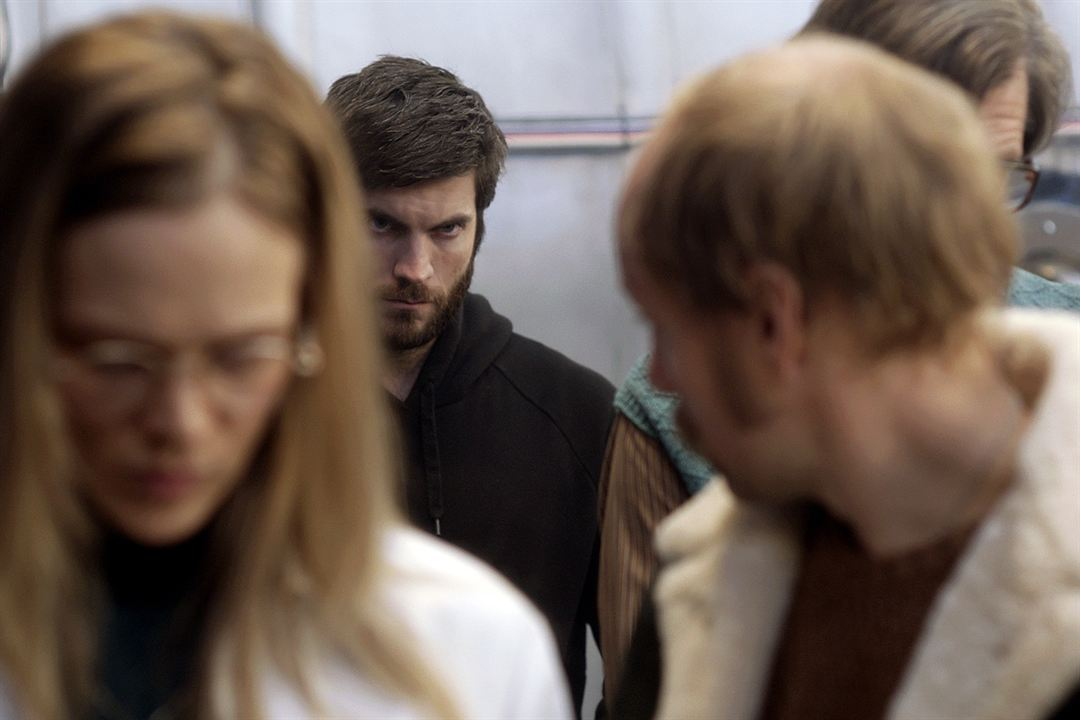 Pioneer : Photo Ane Dahl Torp, Wes Bentley
