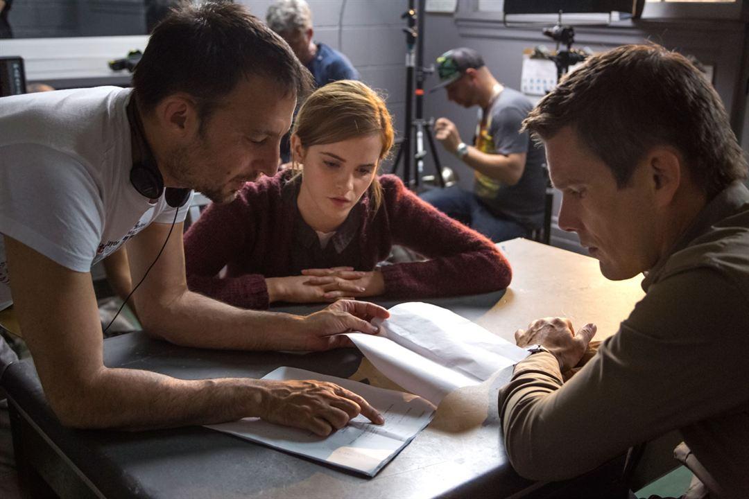 Regression : Photo Alejandro Amenábar, Emma Watson, Ethan Hawke