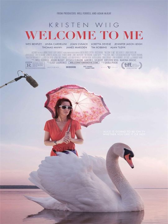 Welcome to Me : Affiche