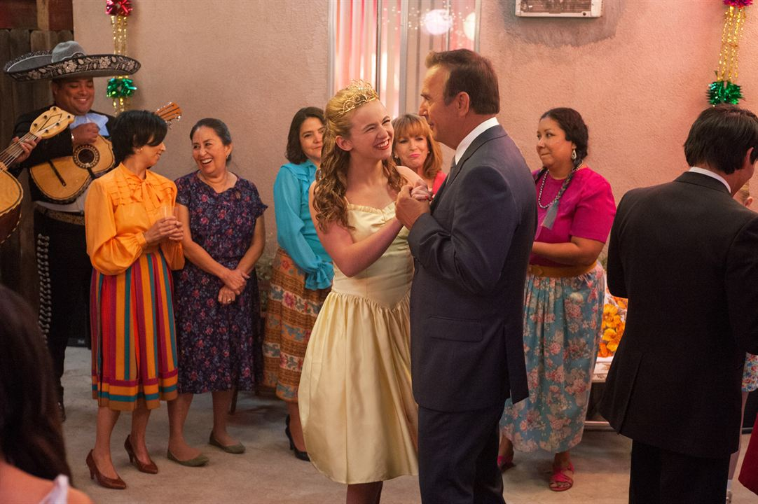 McFarland, USA : Photo Kevin Costner, Morgan Saylor