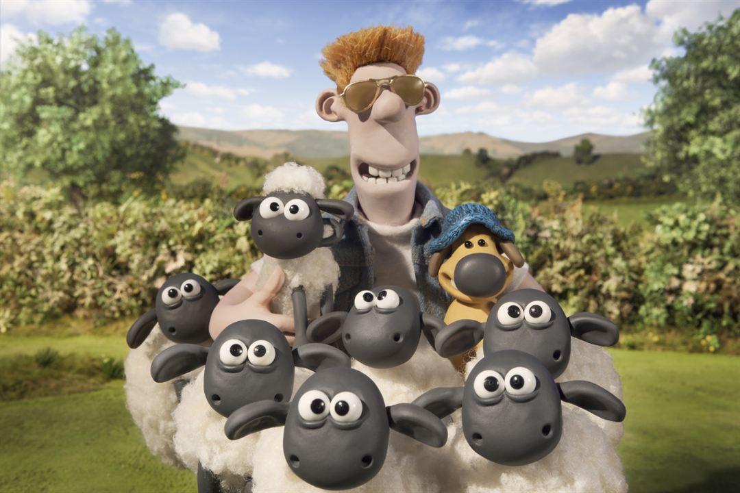 Shaun le mouton : Photo