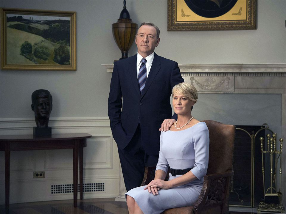 Photo Kevin Spacey, Robin Wright