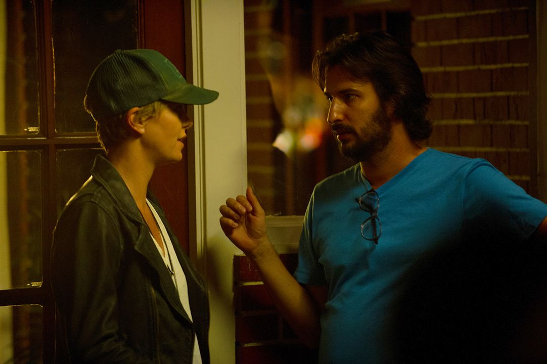 Dark Places : Photo Charlize Theron, Gilles Paquet-Brenner