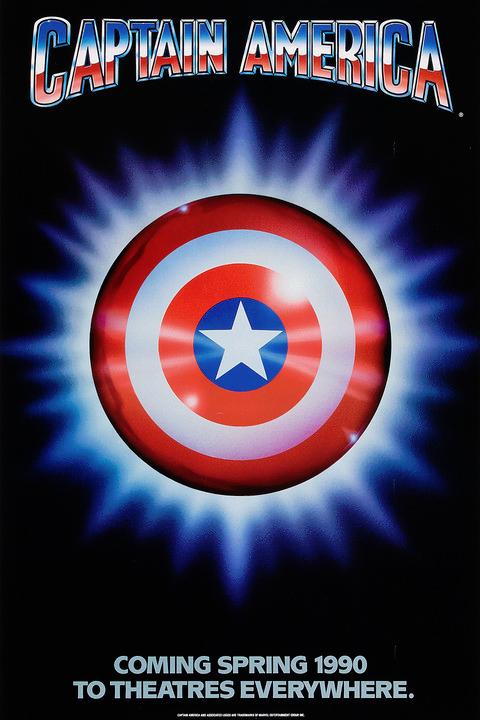 Captain America : Affiche