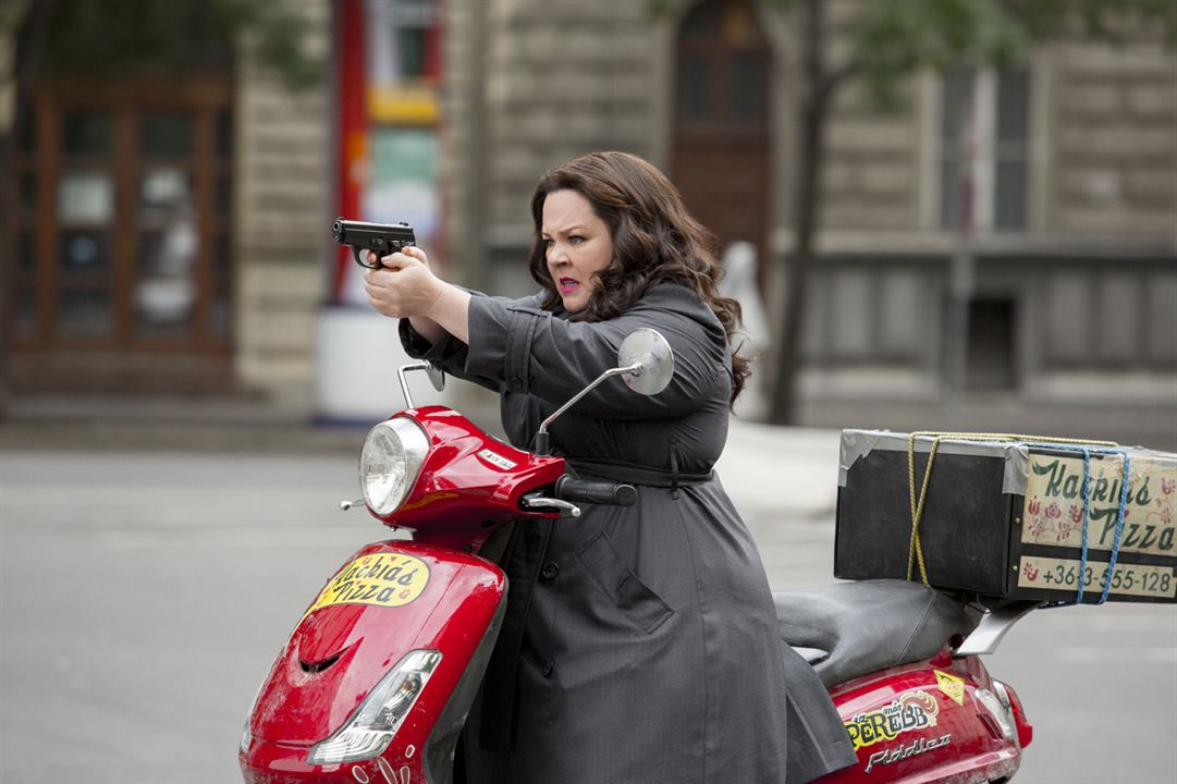 Spy : Photo Melissa McCarthy