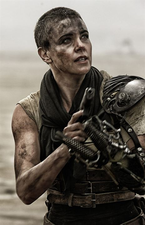 Mad Max: Fury Road : Photo Charlize Theron