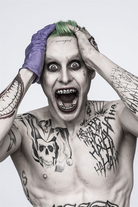 Suicide Squad : Photo Jared Leto