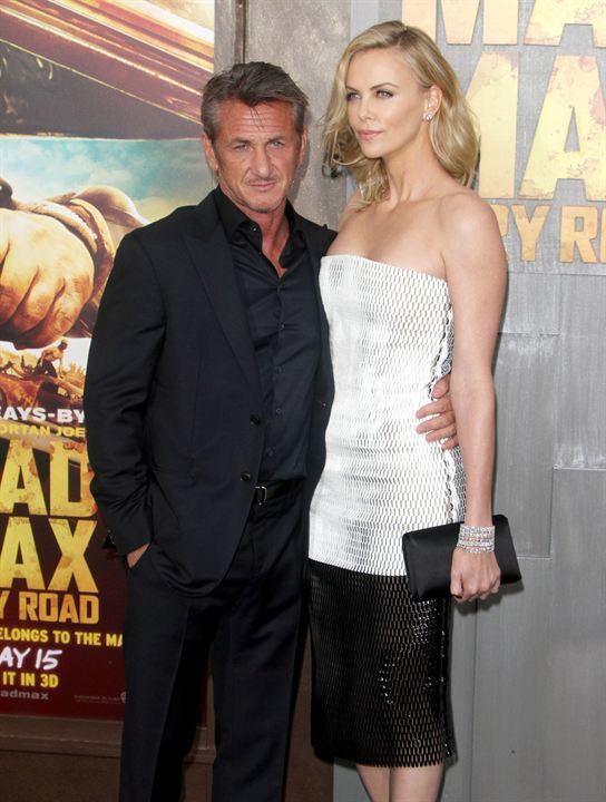 Mad Max: Fury Road : Photo Charlize Theron, Sean Penn