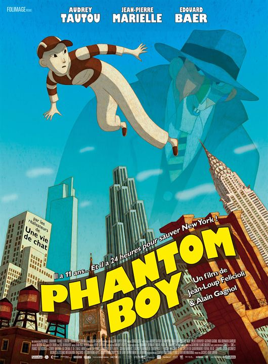 PHANTOM BOY VF