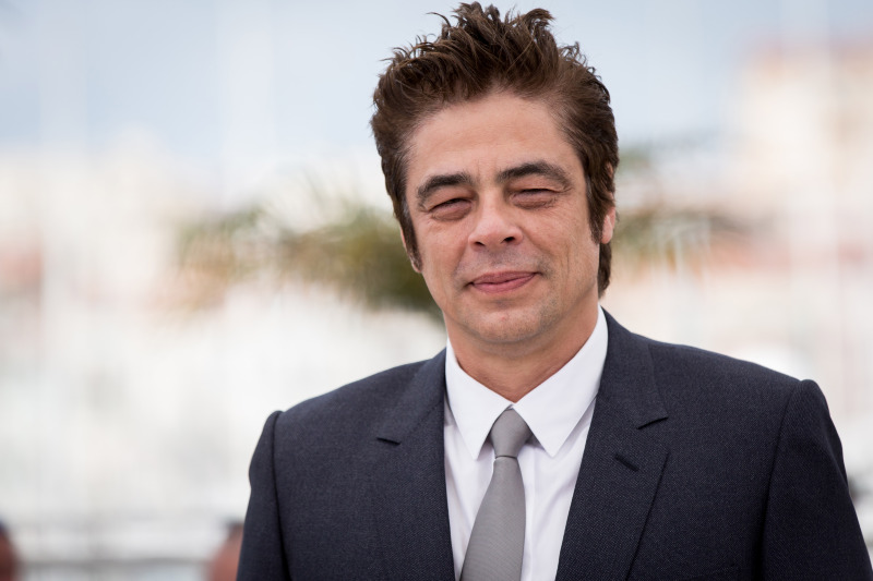 Sicario : Photo promotionnelle Benicio Del Toro