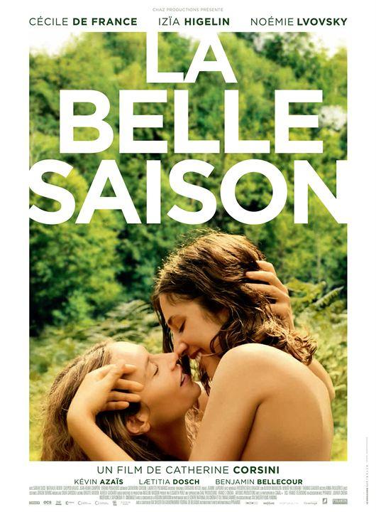 La Belle Saison : Affiche