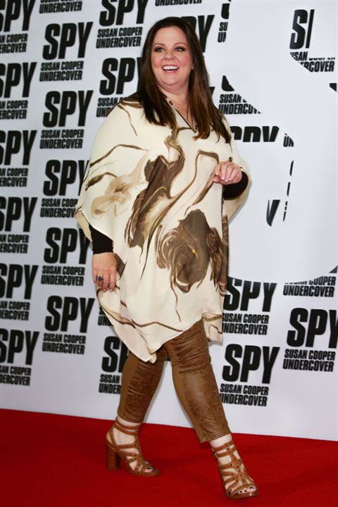 Spy : Photo promotionnelle Melissa McCarthy