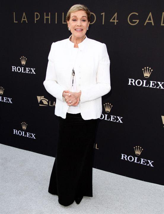 Photo promotionnelle Julie Andrews