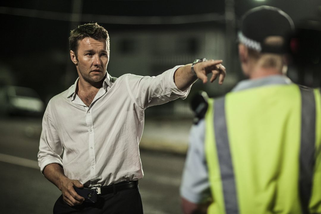 Criminel : Photo Joel Edgerton