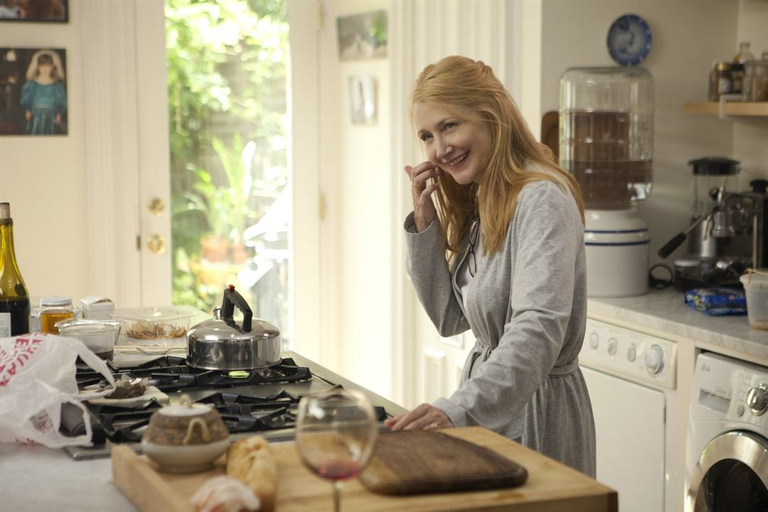 Learning to Drive : Photo Patricia Clarkson