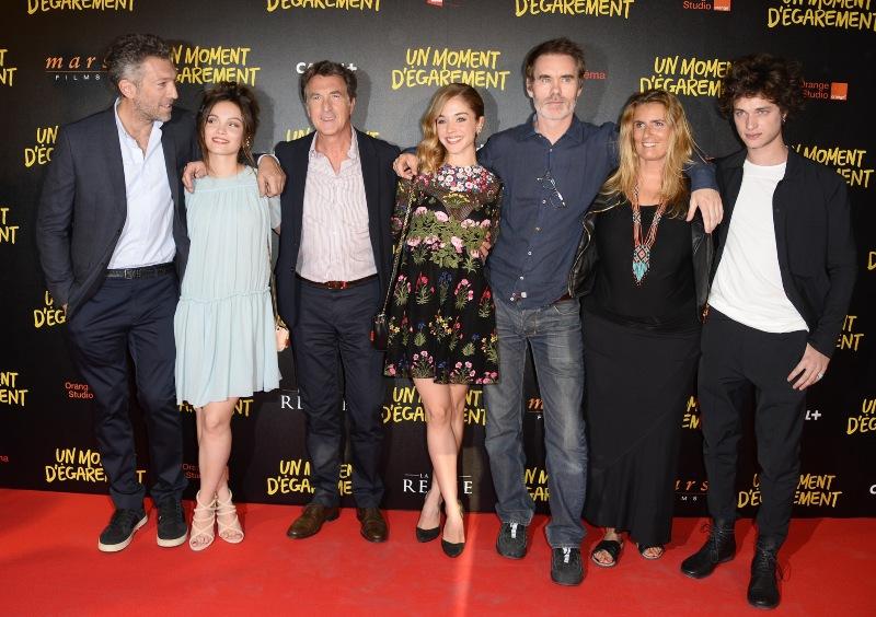 Un moment d'égarement : Photo promotionnelle Alice Isaaz, François Cluzet, Jean-François Richet, Lisa Azuelos, Lola Le Lann