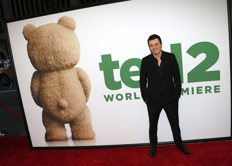 Ted 2 : Photo promotionnelle Seth MacFarlane