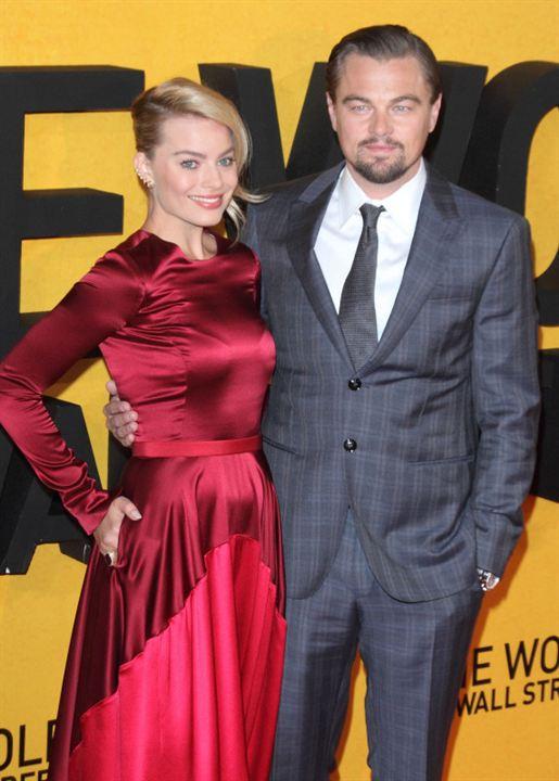 Le Loup de Wall Street : Photo promotionnelle Leonardo DiCaprio, Margot Robbie