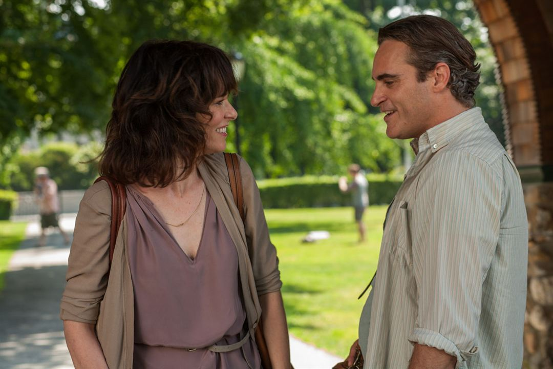 L'Homme irrationnel : Photo Joaquin Phoenix, Parker Posey