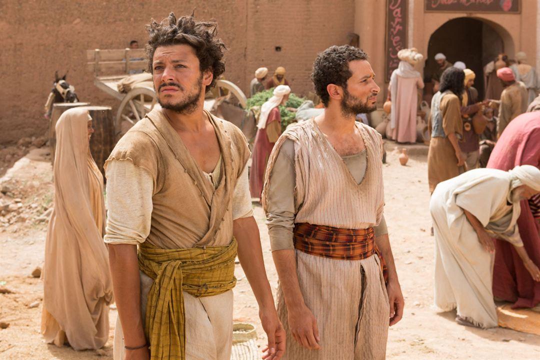 Les Nouvelles aventures d'Aladin : Photo Kev Adams, William Lebghil