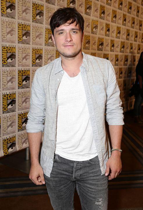 Hunger Games - La Révolte : Partie 2 : Photo promotionnelle Josh Hutcherson