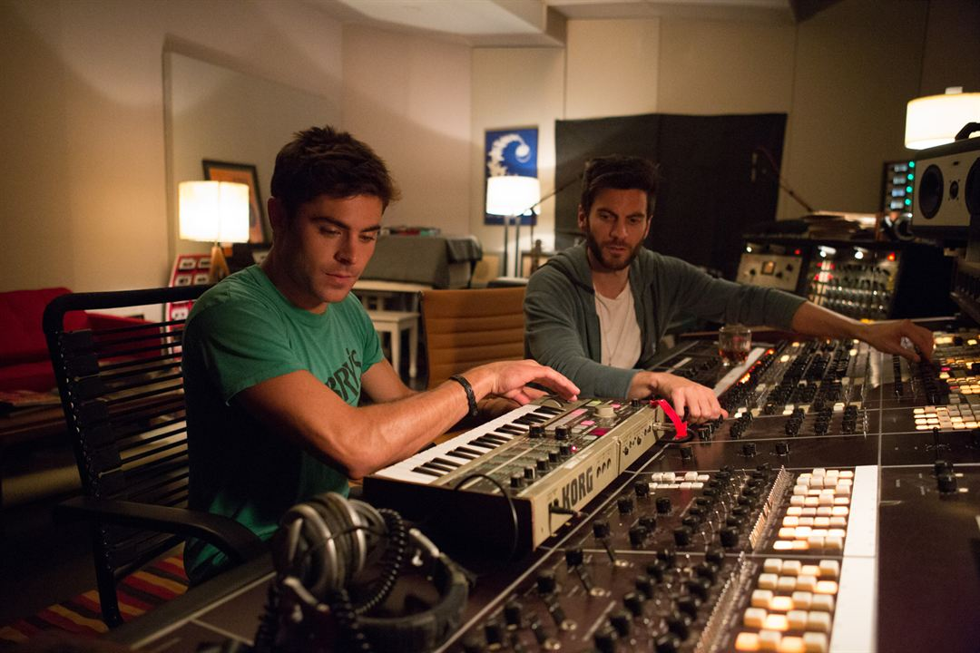 We Are Your Friends : Photo Wes Bentley, Zac Efron