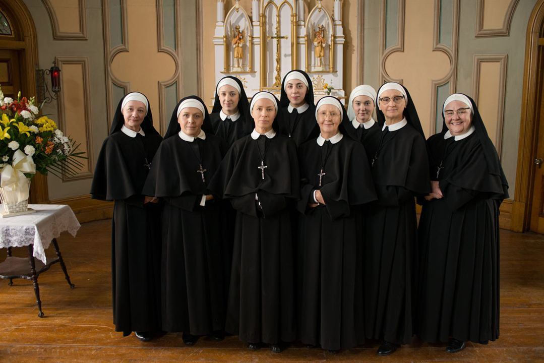 La Passion d'Augustine : Photo Céline Bonnier, Diane Lavallée, Valérie Blais