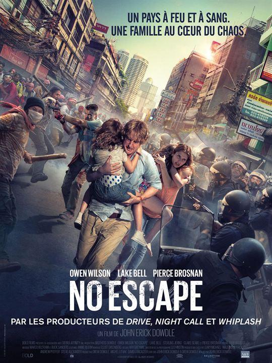 Affiche du film no escape affiche 1 sur 7 allocin - Voir sa maison de face ...