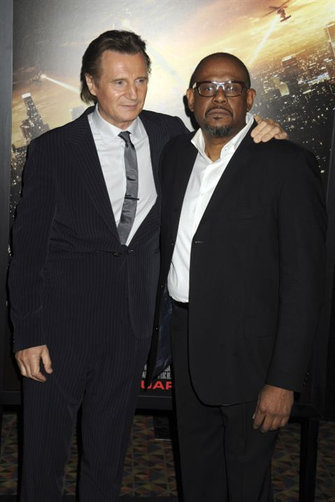 Taken 3 : Photo promotionnelle Forest Whitaker, Liam Neeson