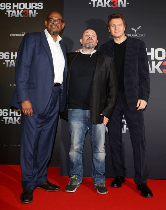 Taken 3 : Photo promotionnelle Forest Whitaker, Liam Neeson, Olivier Megaton