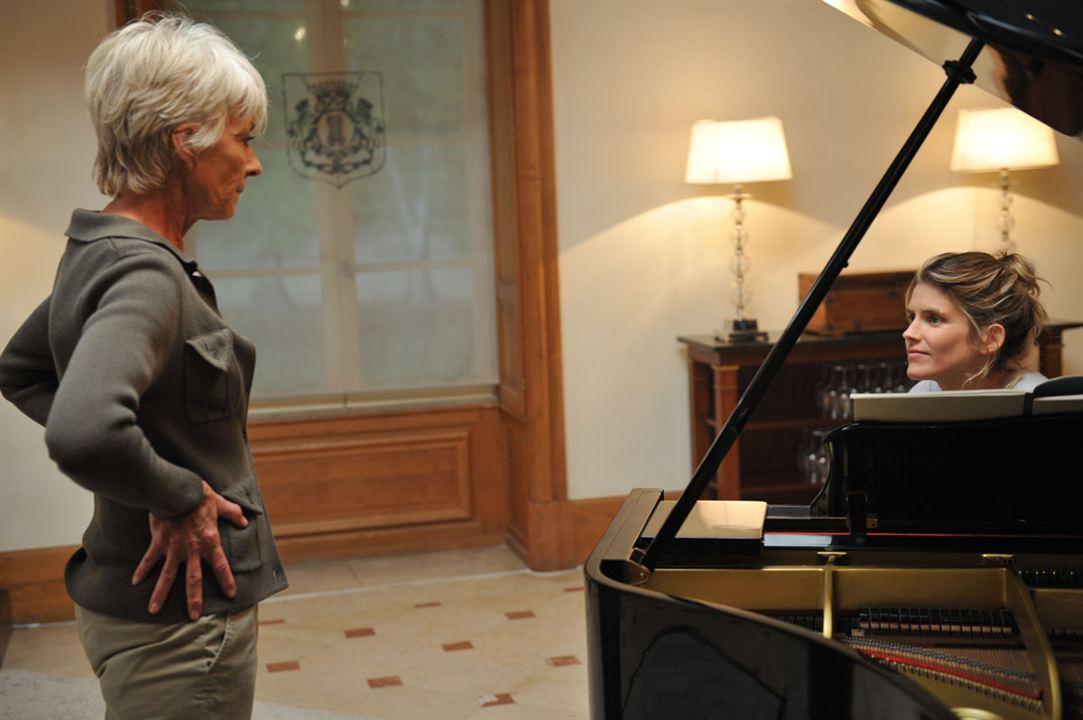 Premiers crus : Photo Alice Taglioni, Frédérique Tirmont