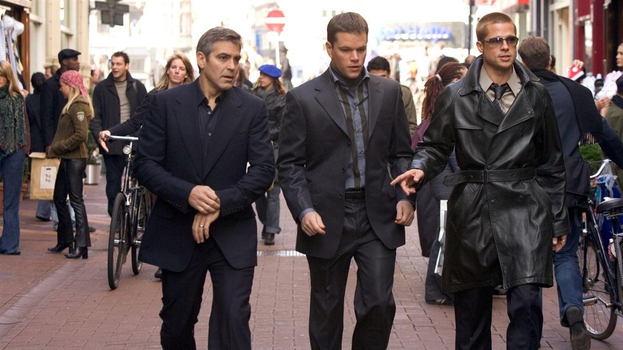 Ocean's Eleven : Photo George Clooney, Matt Damon