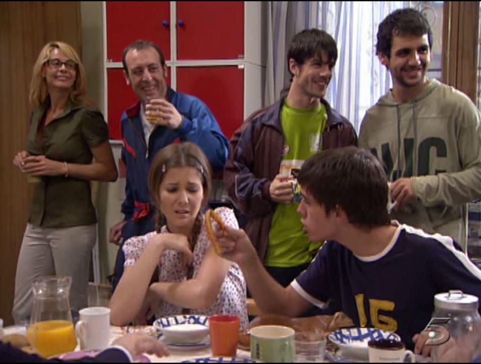 La Famille Serrano : Photo