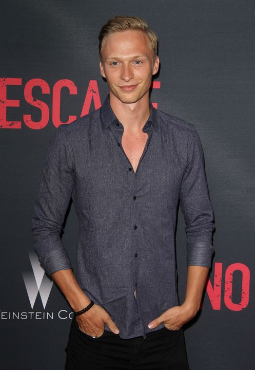 No Escape : Photo promotionnelle Will Tudor