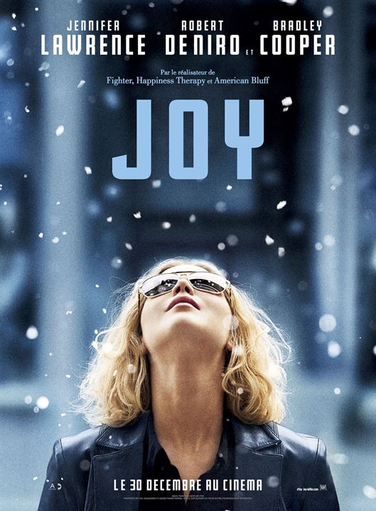 Joy : Affiche