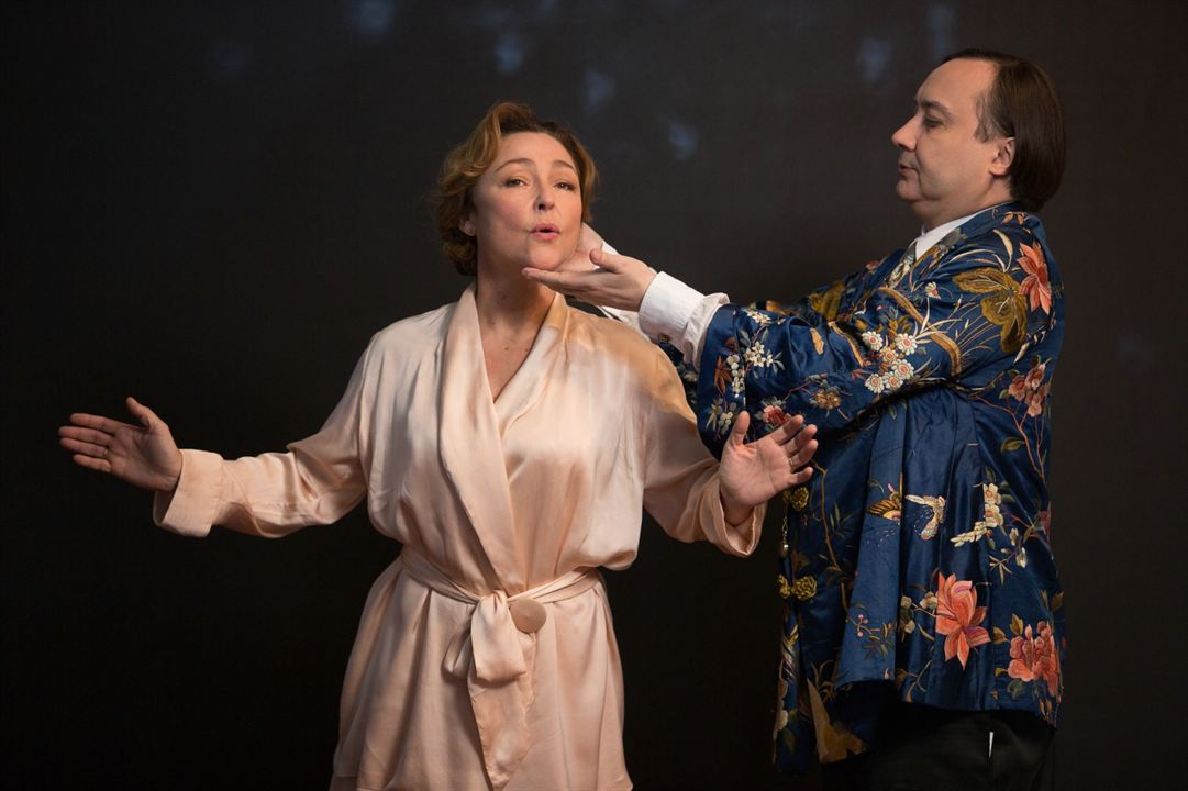 Marguerite : Photo Catherine Frot, Michel Fau
