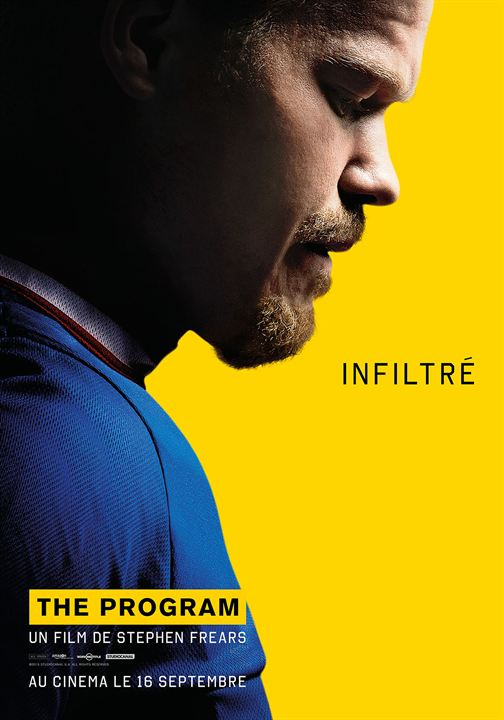The Program : Affiche