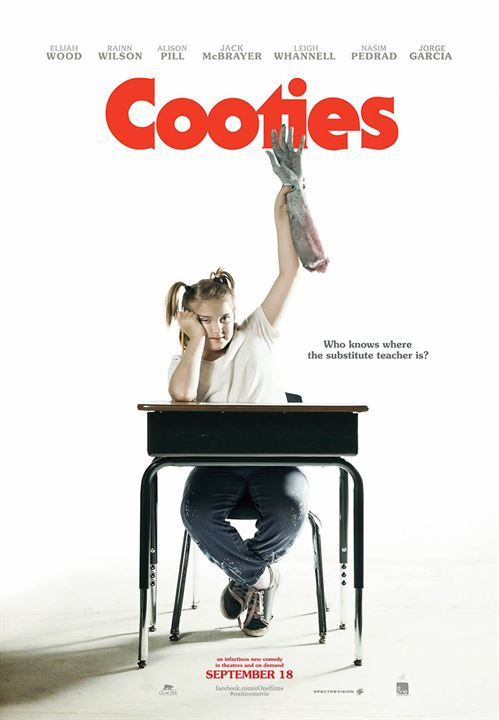 Cooties : Affiche