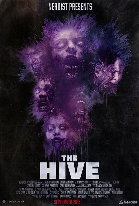 The Hive : Affiche