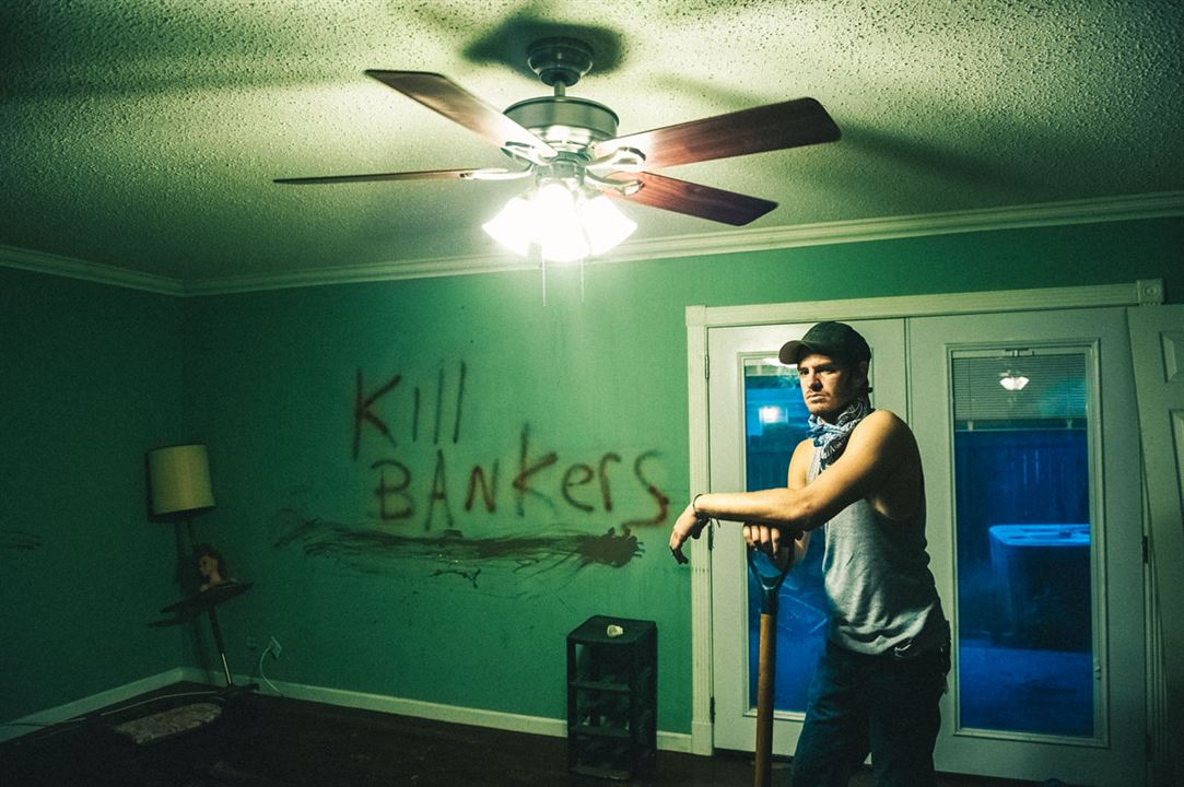 99 Homes : Photo Andrew Garfield