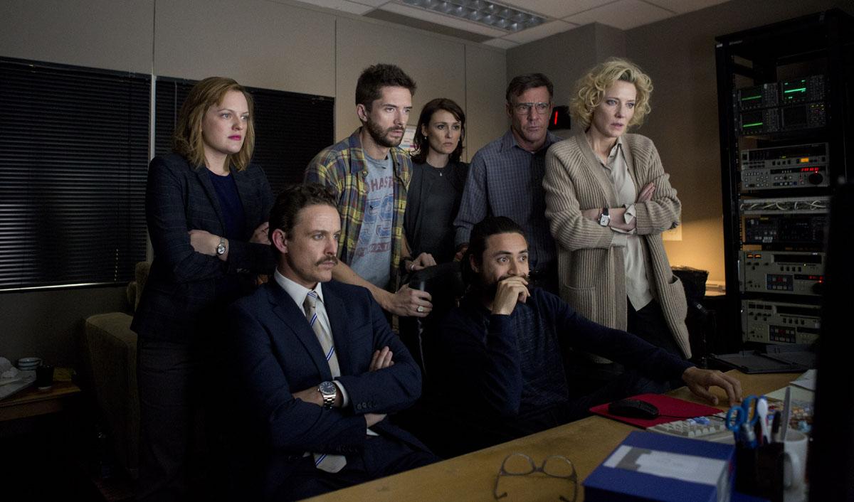 Truth : Le Prix de la Vérité : Photo Cate Blanchett, David Lyons, Dennis Quaid, Elisabeth Moss, Topher Grace