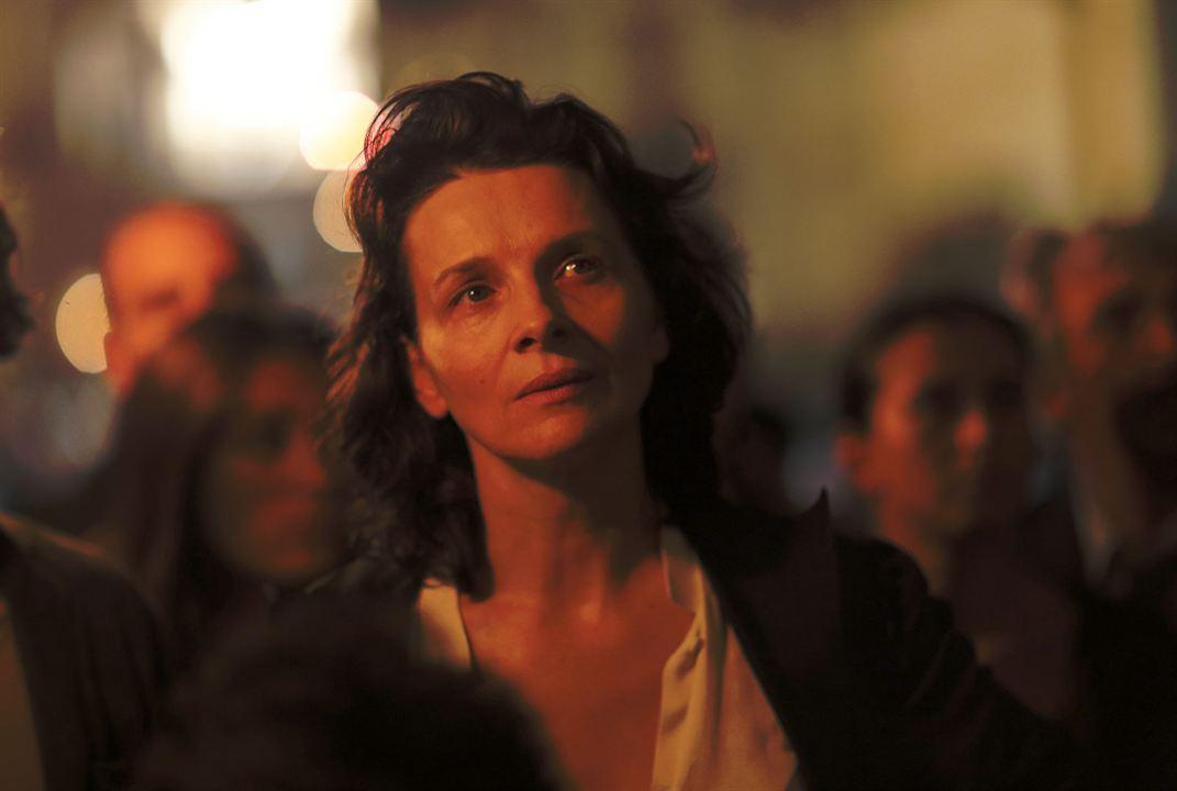 L'Attente : Photo Juliette Binoche