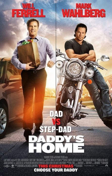 Daddy's Home affiche