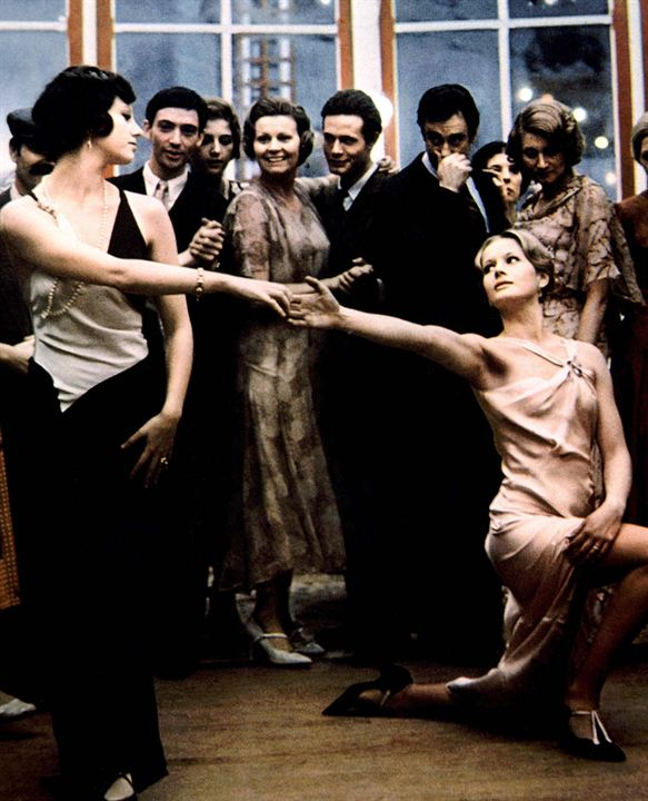 Le Conformiste : Photo Dominique Sanda, Stefania Sandrelli