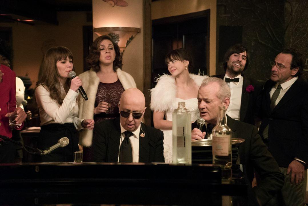 A Very Murray Christmas : Photo Bill Murray, Dimitri Dimitrov, Jason Schwartzman, Jenny Lewis, Maya Rudolph