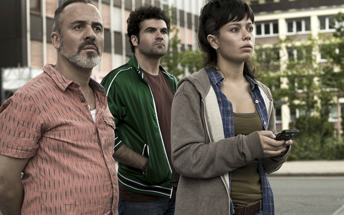 L'Olivier : Photo Anna Castillo, Javier Gutiérrez, Pep Ambrós